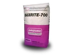 Drizoro Maxrite700 to repair damaged concrete, concrete cancer