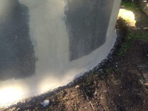 repaired leaking-concrete-water-tank